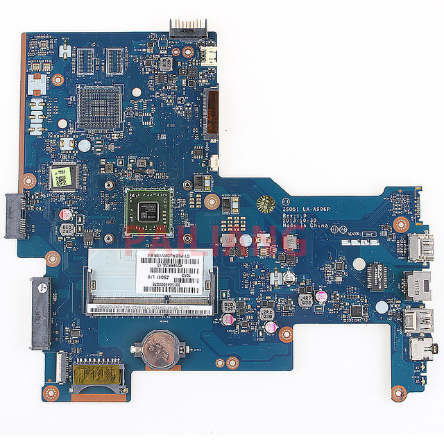 PAILIANG Laptop motherboard for HP 15 G 255 G3 EM2100 PC Mainboard 752783 001 752783 501 ZS051 LA A996P tesed DDR3