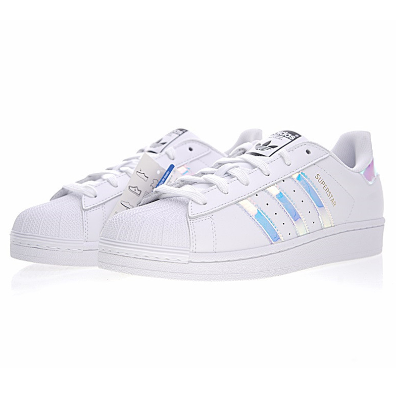 purchase cheap 2d88e 8e79f Adidas Superstar Junior Women's Walking Shoes,color/white,lightweight  Shock-absorbing Breathable AQ6278 B27136