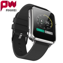 PINWEI PWM88 Touch Screen Bluetooth Smart Watch With Camera for Apple Support WhatsApp Heart Rate Monitor Wristwatch Smartwatch