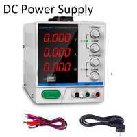 30 V 60 V 100 V outil de réparation DC LED d'alimentation régulateurs numériques laboratoire réglable Source d'alimentation commutation tension Switchmode
