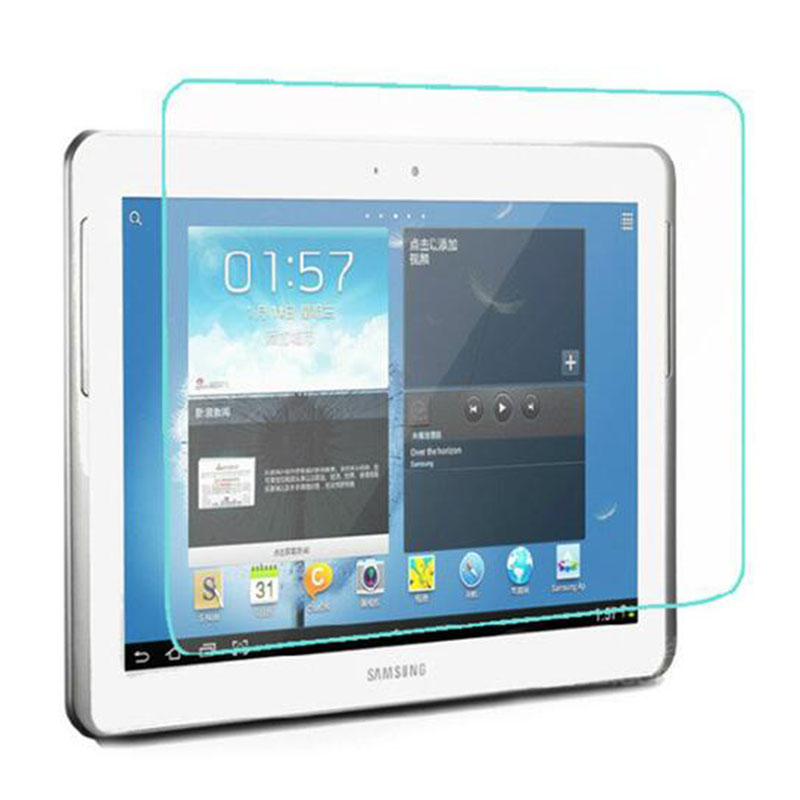 Tempered Glass Screen Protector Cover For Samsung Galaxy Tab 2 10.1 P5100 P5110