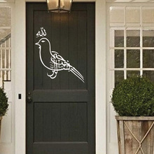 Luxuriant  dove Environmental Protection Vinyl Wall Sticker Decor For Living Room Bedroom Decoration Decal Stickers Murals