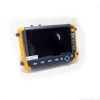5MP тестер камеры видеонаблюдения с 5 дюймов TFT ЖК монитор для 4 в 1 TVI AHD CVI аналоговый 5MP cam тестер Аудио Видео тест