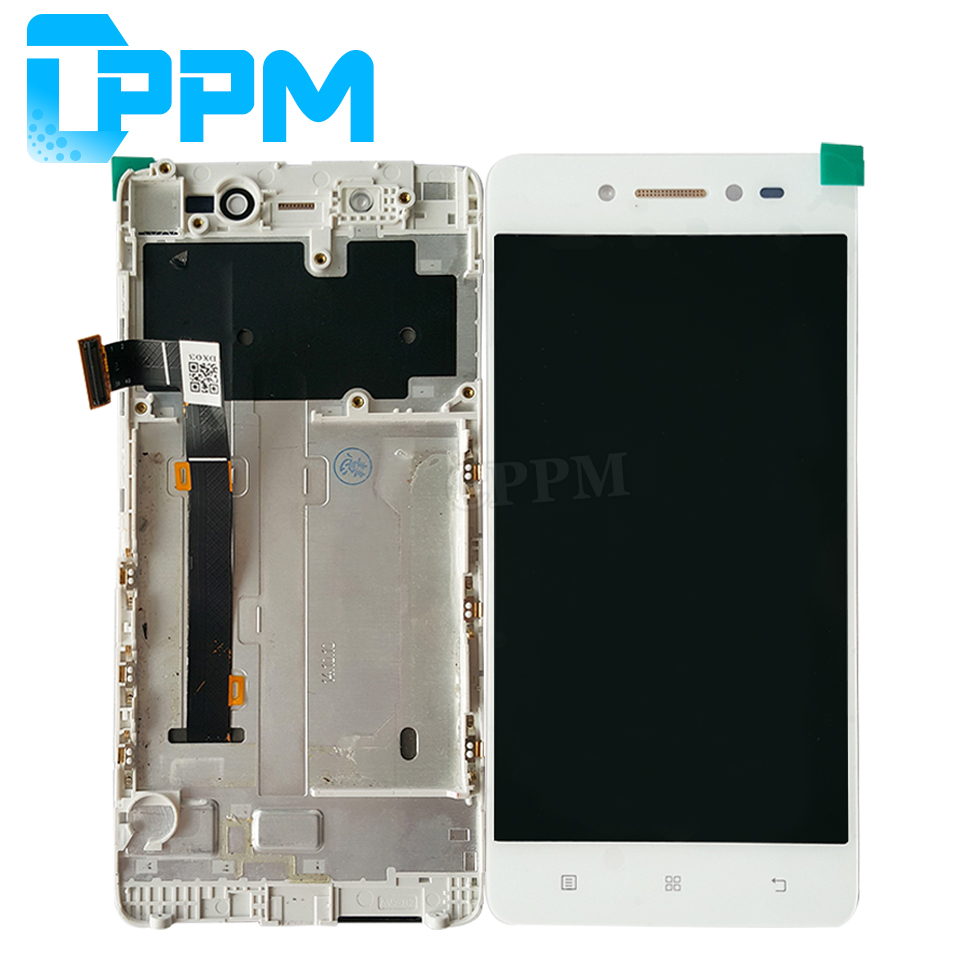 For Lenovo S90 S90-T S90-U S90-E S90A LCD Screen Display Touch Sensor with frame Full Complete Digitizer Assembly Repalcement compatible lcd for lenovo s90 lcd display touch screen digitizer panel assembly with frame replacement s90 t s90 u s90 a tools