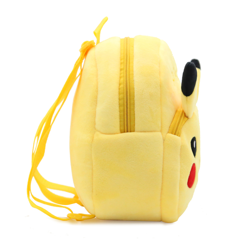 Cute Japanese Anime Pokemon Monster Backpack Boys Girl Cartoon Pikachu Children Small Backpack Kids Toddle Schoolbags Mochila #4