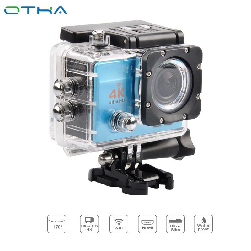 OTHA 4K font b Action b font Camera Helmet font b Sport b font Cam Head