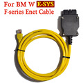 ESYS 3.23.4 V50.3 Data Cable For bmw ENET Ethernet to OBD OBDII 2 Interface Data  E-SYS ICOM Coding for F-serie Free Ship