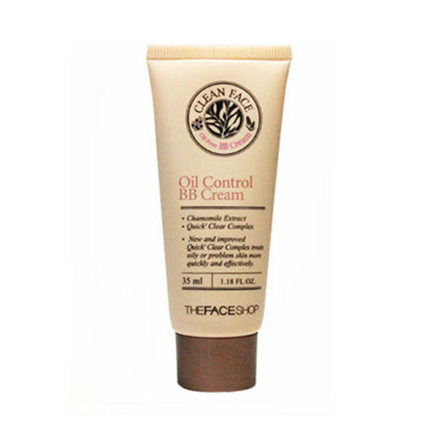 Coréia Original Limpo Rosto Creme BB 35 ml Isolamento Branqueamento de Controle de Óleo Hidratante BB Creme Corretivo Maquiagem Fundação 1 pcs