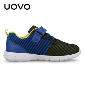 Image 3 - UOVO Newest Kids Shoes Breathable Spring Autumn Shoes for Boys Girls Light weight Sole Children Shoes Flexible Shoes For Kids
