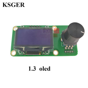 Image 2 - KSGER Hot Air Gun DIY Electric Power Tools Dryer Soldering Station Controller STM32 OLED T12 Iron Tips Welding Handle Nozzles