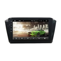 10 Inch 1 Din Android 6 0 Car Multimedia Player For VW Magotan 2016 Octa Core