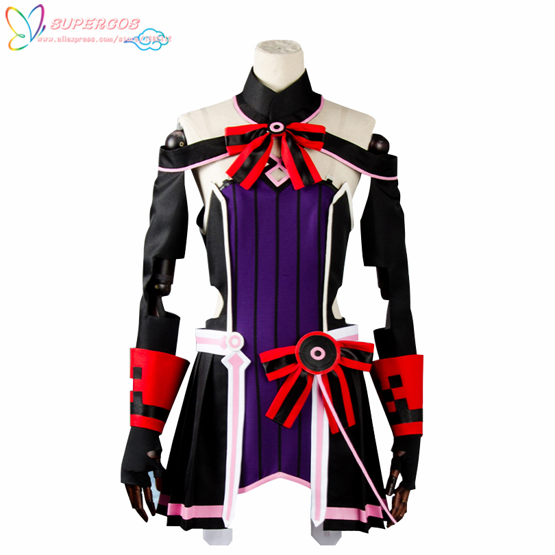 Sword Art Online Yuna Dress Suit Cosplay Costume ,Perfect Custom For you!