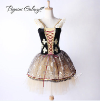 Classic Professional Balet Tutu Costume Girls Ballet Clothes Adults Ballerina Dress Stage Show Ballet Costumes Gymnastic Leotard