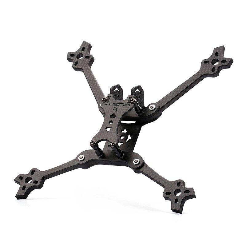Nouveau iFlight Dove Lite 200mm empattement 3 k cadre en Fiber de carbone 3mm bras de haute qualité pour RC bricolage FPV Racing Mini cadre Drone