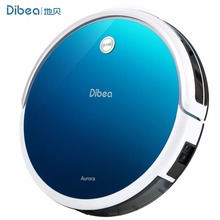 Dibea GT100 Aurora Robotic Vacuum Cleaner for Home Gyroscope Aspirador Cleaner Wet/Dry Mopping with 10Kpa Suction Vacuum