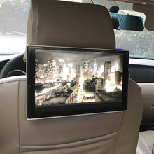 Car Headrest Monitor HD Touch Screen USB/IR/FM Wifi Android 6.0 Quad-core Rear Player For Dodge Journey