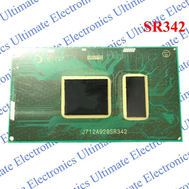 ELECYINGFO Rénové SR342 i5-7200U SR342 i5 7200U BGA puce testé 100% travail et bonne qualité