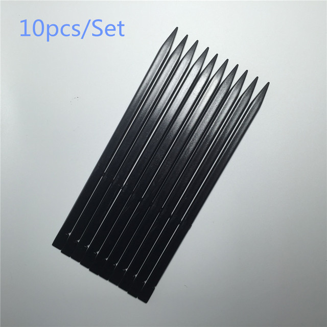 10pcs/lots Opening Pry Tools Nylon Plastic Spudger For iPhone For iPad Mobile Phone Repair Laptop Desk PC Disassembly Tools Set