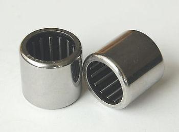 10 Uds HK0612 HK061012 rodamiento de agujas de doble vía 6x10x12mm