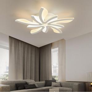 Image 4 - Lamparas דה baño שינה מודרני נברשת תליון תליית שקוע מודרני led תקרת אורות סלון נברשות