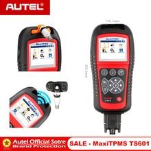 цена на Autel MaxiTPMS TS601 Better than Autel TS401 TPMS Reset Tool Tire Pressure Sensor Relearn Activate Programming OBD OBD2 Scanner