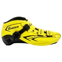 Special offer Marcus speed skating shoes skates inline skate shoes skates Unisex Adult children do not contain the wheel support