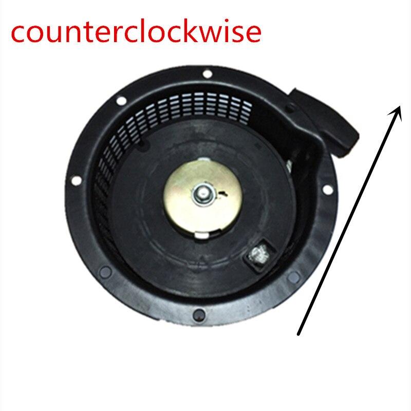 Démarreur à rappel EY28 RGX3500 convient aux pièces de moteur de générateur, moteur à essence EY28, RGX3500, modèle de remplacement élevé