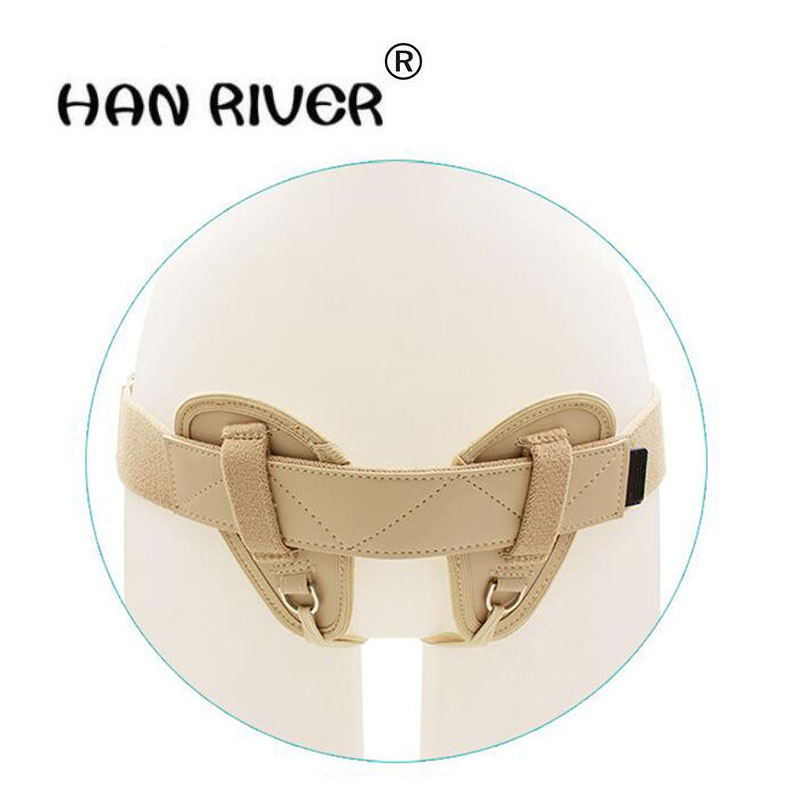 Home health supplies adult inguinal hernia with bandage unisex anti le hernia with old people