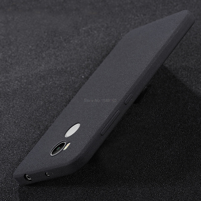 Slim Fit Ultra Thin Anti-Scratch None-Slip Scrub TPU Case For Xiaomi Redmi 4 Pro Cover Redmi Note 4X 4A 3S Mi6 Plus Mi5C Mi5S
