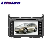 For Toyota Venza 2008~2017 LiisLee Car Multimedia TV DVD GPS Audio Stereo Hi Fi Radio Original Style Navigation NAV NAVI MAP