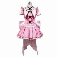 2018 Kore wa Zombie Desu ka Zombie Haruna Cosplay Costume Custom Any Size