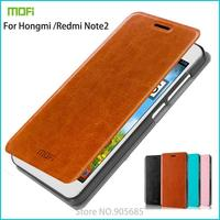 New Arrival For Xiaomi Redmi Note 2 Case Xiaomi Hongmi Note 2 Case Luxury Flip Leather