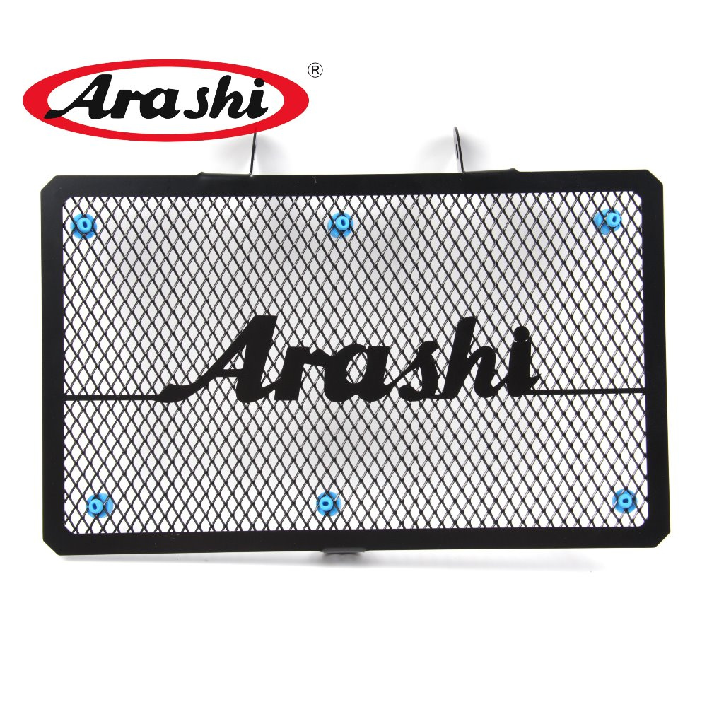 Arashi NC700 Radiator Stainless Grille Cover Shield Protector For HONDA NC700X NC700N 2012 2013 2014 2015 2016 NC700S 2013 stainless steel front bumper grille insects prevention nets cover for nissan patrol armada accessories 2013 2014 2015 2016 2017