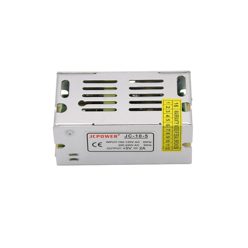 Good quality LED DC5V Strip Power Adapter Switching power supply to AC100 240V 2A 4A 6A 10A 12A 20A 30A 40A 60A Power Supply in Lighting Transformers from Lights Lighting