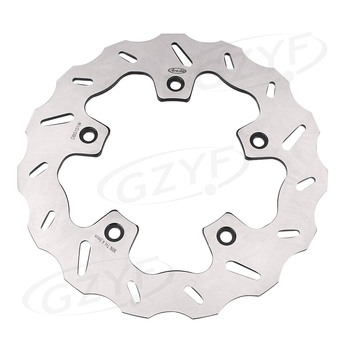 Motorcycle Rear Brake Disc Rotor Spare Part for Yamaha XP T-MAX ABS 530 2012-2017 Rear Right Sliver