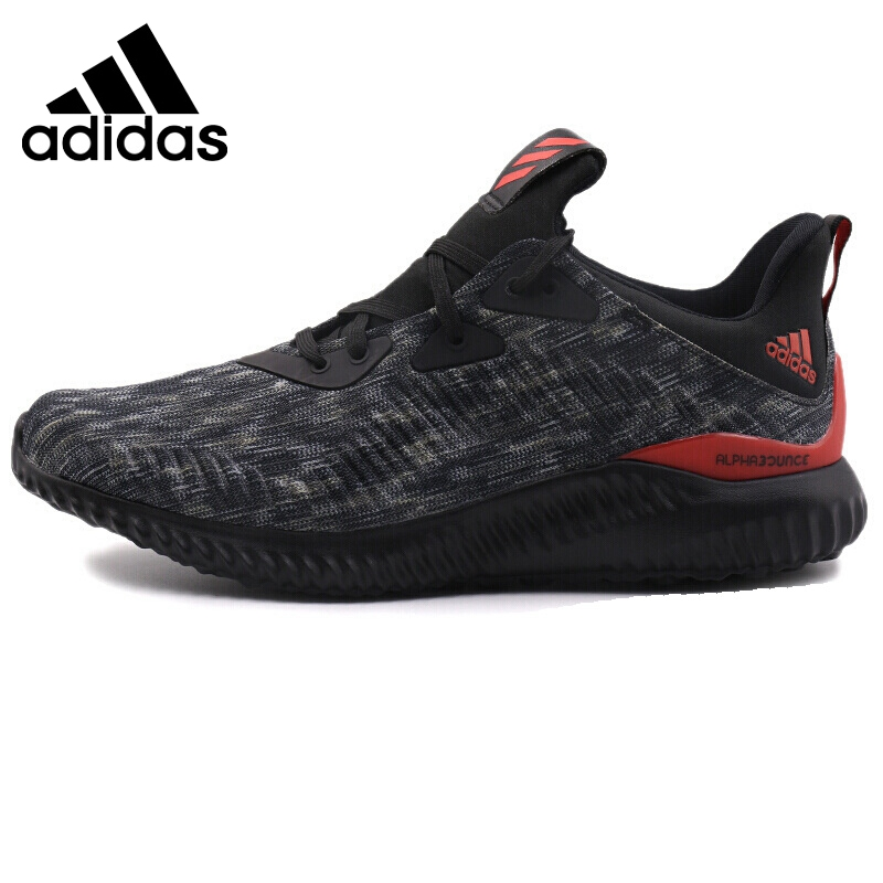 Original New Arrival 2018 Adidas Alphabounce 1 CNY Unisex Running Shoes Sneakers