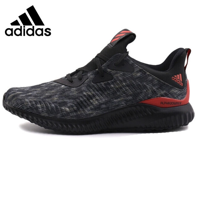 Original Adidas Alphabounce 1 CNY Unisex Running Shoes Sneakers