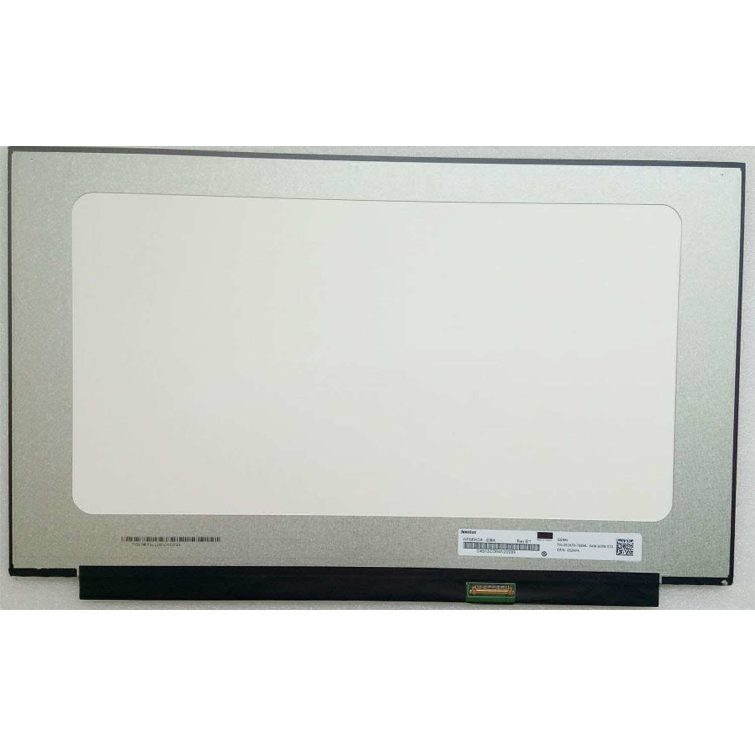 N156HCA EBA Rev C1 N156HCA EBA LED Screen D PN 052KF6 LCD Matrix Laptop 15 6