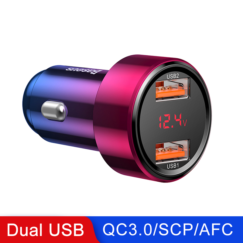 RED Dual USB