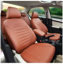 car seat covers cushion set for Peugeot 301 207 307 2008 308 408 508 3008 RCZ 208 4008 308S Caddy Combi VR6 multivan Golf GTI CC