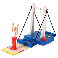 Funny Prince Horizontal Bar Table Toy Gymnastics Game High Bar Dismount Family Interactive Toys For Kids