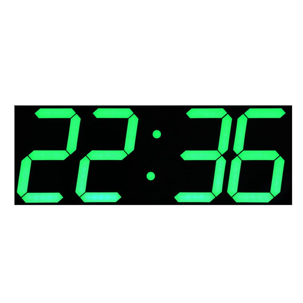 Led Digitale Orologio Da Parete Per La Scuola Home Decor Stazione Ferroviaria Support Countdown Timer e Cronometro