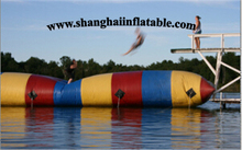 2016 water sports large inflatable jumping bed water blob jump With Free CE/UL Pump And Repair Kit