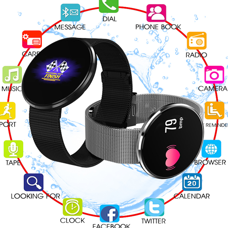 Waterproof Smart Watch CF006H Plus Bracelet Sport Wristband Fitness Tracker Heart Rate Blood Pressure Smartwatch for Android IOSWaterproof Smart Watch CF006H Plus Bracelet Sport Wristband Fitness Tracker Heart Rate Blood Pressure Smartwatch for Android IOS