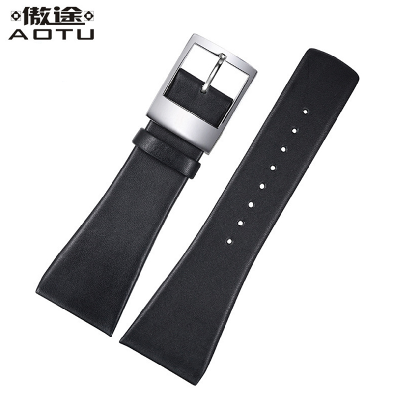 Genuine Leather Watch Straps For CALVIN KLEIN ck K0Q21107 KOQ21120 Men Watchbands 28MM Leather Clock Bracelet Belt Saat Band calvin klein euphoria men туалетная вода 50 мл