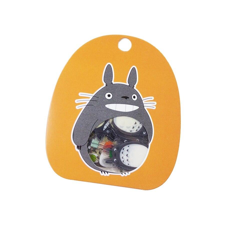Купить с кэшбэком 60pcs/lot New cartoon Colorful Stickers For Kids Decoration DIY Product Diary Phone Laptop Cartoon Sticker Childrens Toy