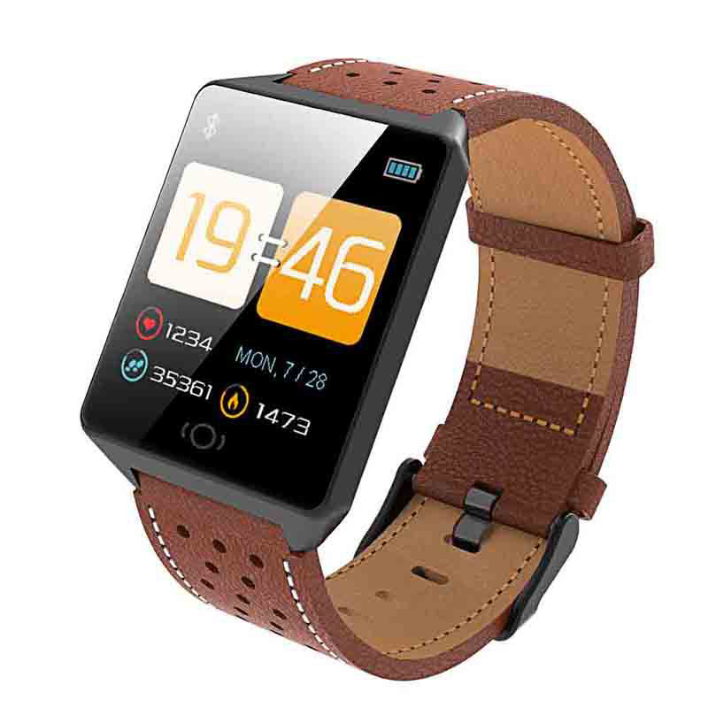 Новые водостойкие умные часы мужские спортивные кварцевые часы женские брендовые электронные часы Smart Connection мобильный телефон Мониторинг ...