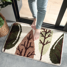 Modern Home Carpet Bathroom Door Mat  Soft Mats Bedroom Carpets Absorbent Non-slip Bath Living Room Entrance Rugs