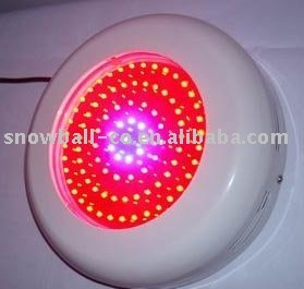 High efficiency, save 80% power consumption, amazing for plants growth LED UFO type 90W Grow light 660nm Red;86V-264VAC input