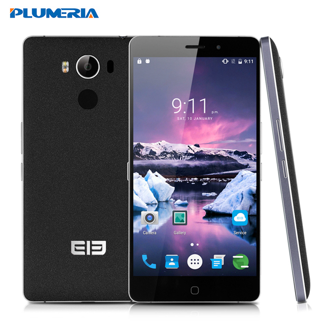 "Original elephone p10 p9000 helio mt6755 nfc octa core 4 gb ram 32 gb rom 5.5 ""Pantalla FHD Android 4G LTE Smartphone de Huellas Dactilares"